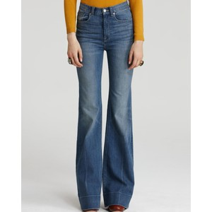 Picture of flare jeans
