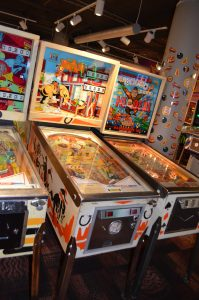 Roanoke Pinball Museum
